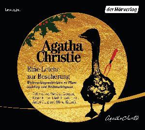 """Hörbuchtipp: Agatha Christie """"Eine Leiche zur Bescherung"""""""